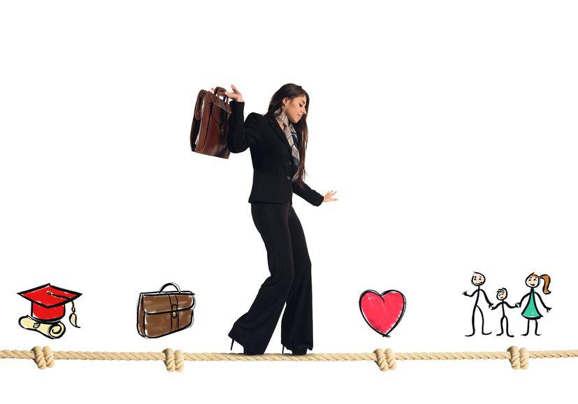 Meer balans in je werk